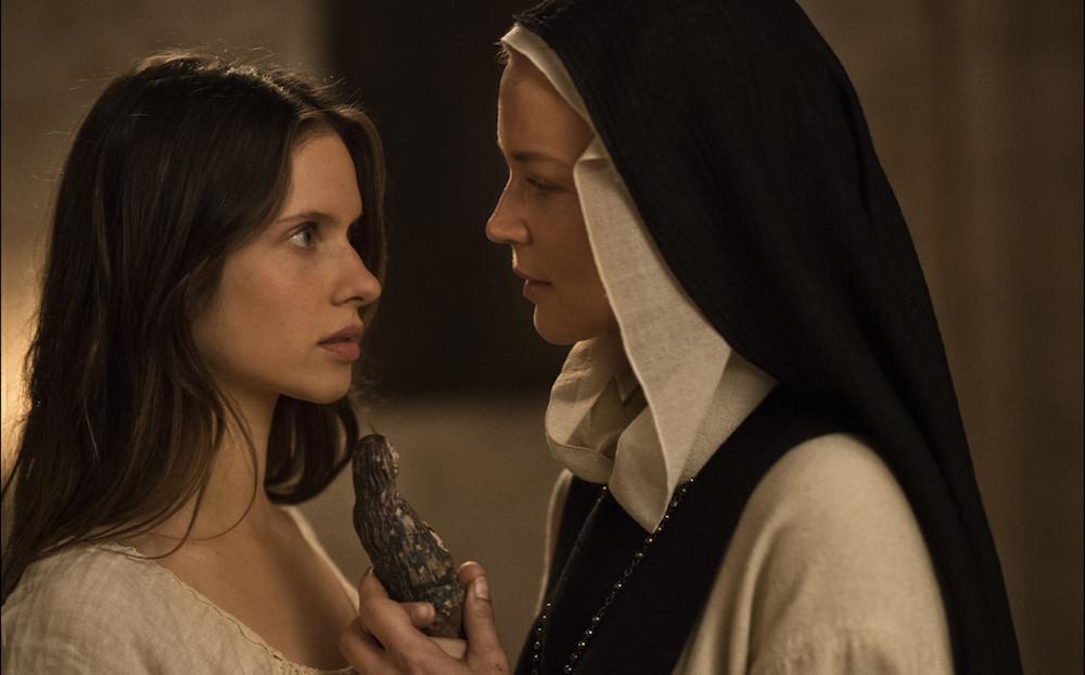 Einer nonne mit sex Junge Nonne