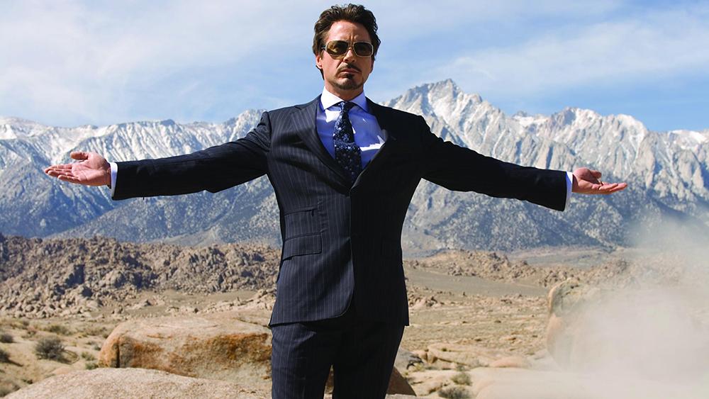 Iron Man - Variety