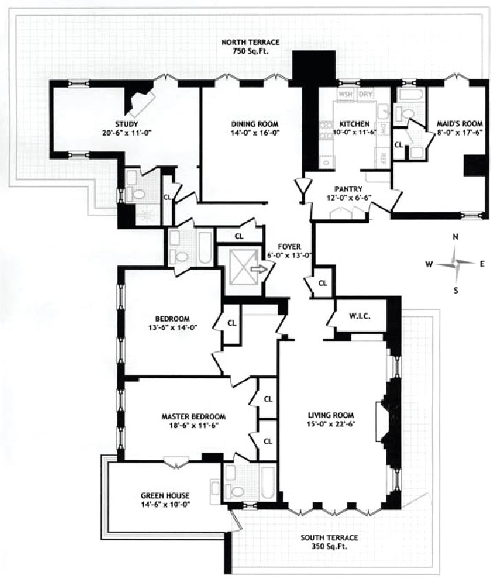 Morning Floor Plan Porn Before And After Variety
