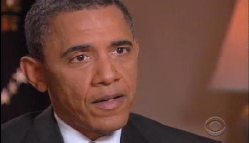 Obama 60 Minutes