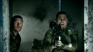 MW3 commercial