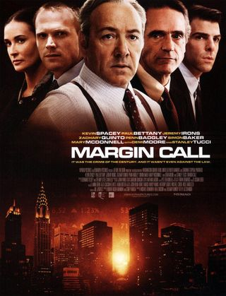 Margin Call New Poster