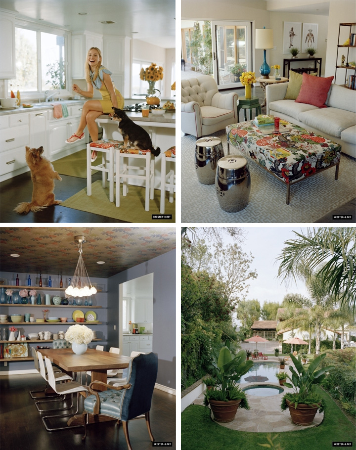 The L A Home Of Kristen Bell Falls Into Foreclosure Variety