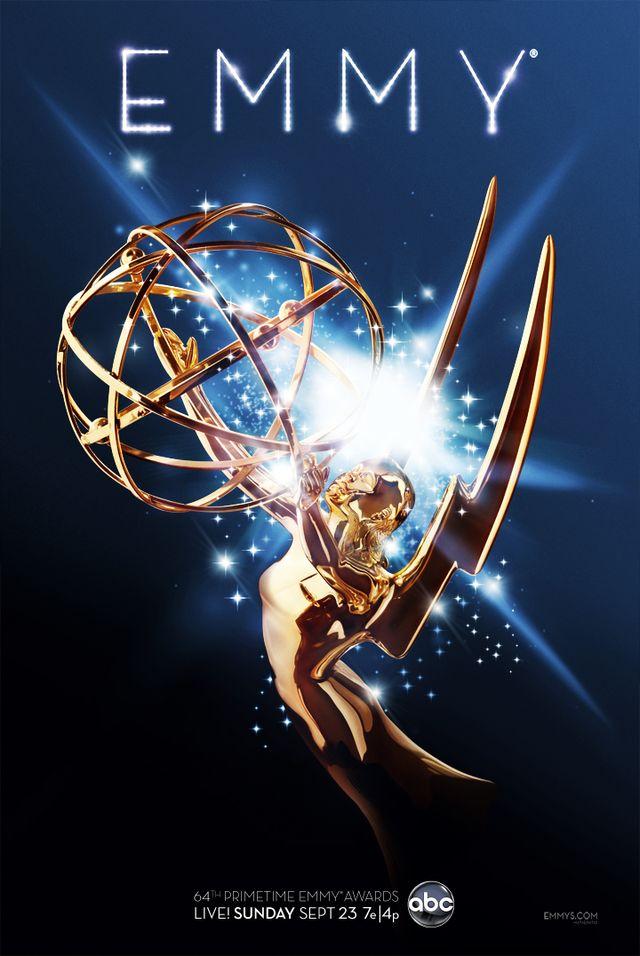 64th Primetime Emmy Key Art