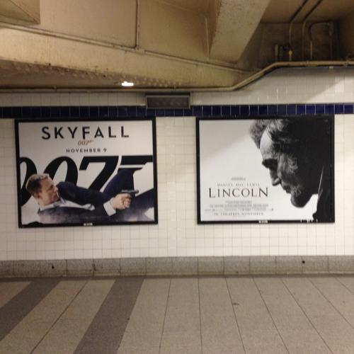 Skyfall Lincoln
