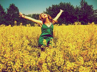 Girl-happy-joy-yellow-flowers-field-summer_large