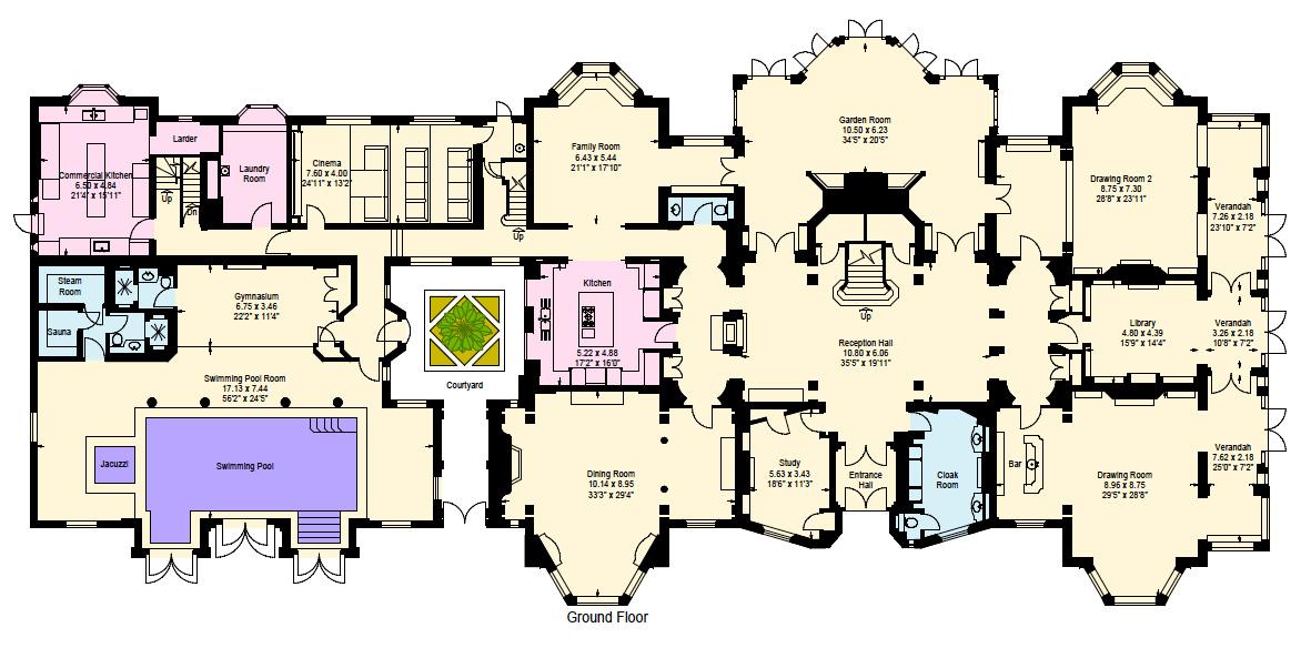 Tuesday Floor Plan Porn Heath Hall Variety