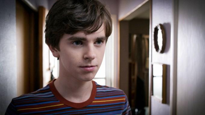 Comic-Con: 'Bates Motel's' Freddie Highmore is