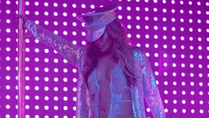Jennifer Lopez stars in HUSTLERS