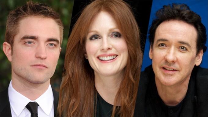 Julianne Moore, John Cusack, Robert Pattinson
