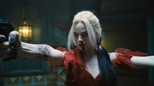 THE SUICIDE SQUAD, Margot Robbie as Harley Quinn, 2021. © Warner Bros. / Courtesy Everett Collection