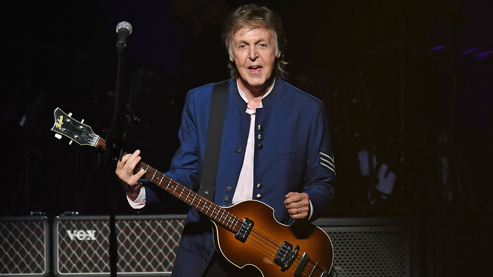Paul McCartney Teams With Netflix, Gaumont on Animated 'High in the Clouds'