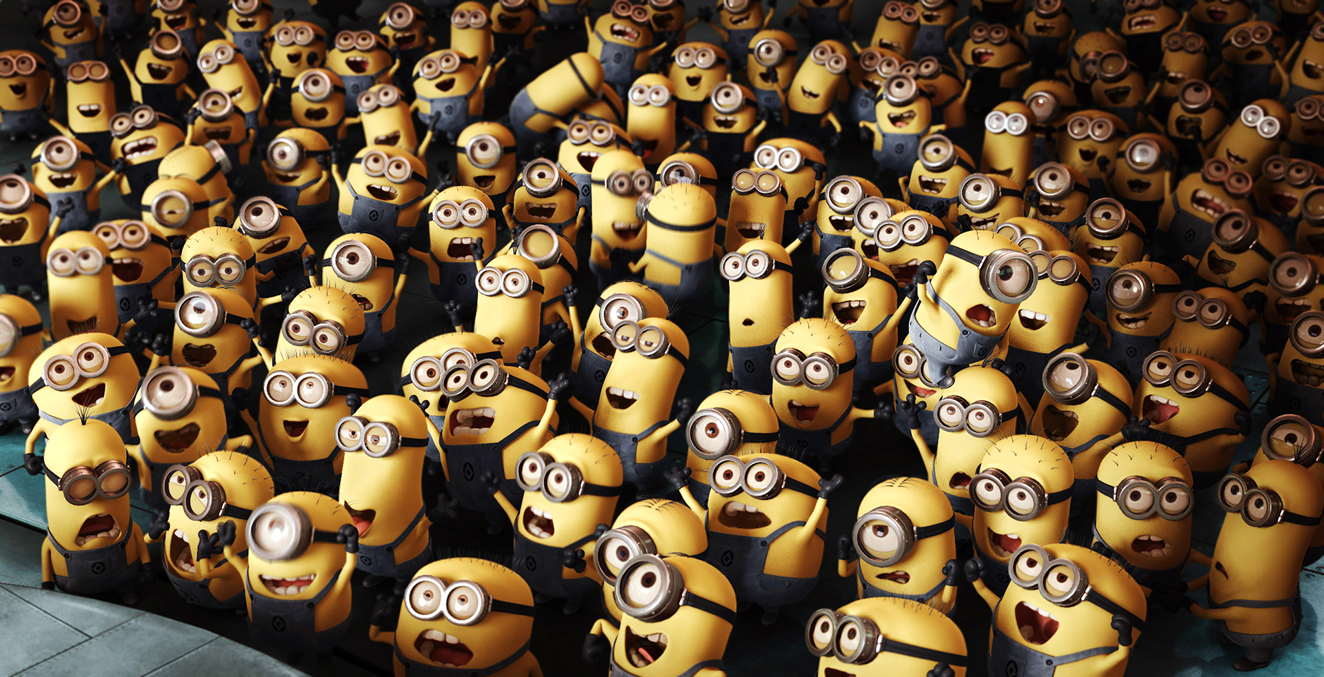 Minions Big Business for Universal as 'Despicable Me' Stars Break Out -  Variety