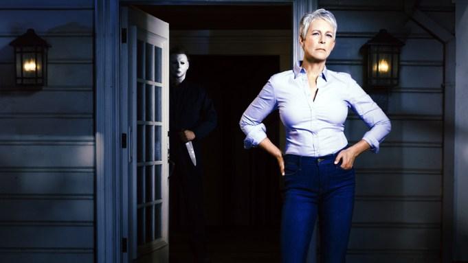 Jamie Lee Curtis Halloween