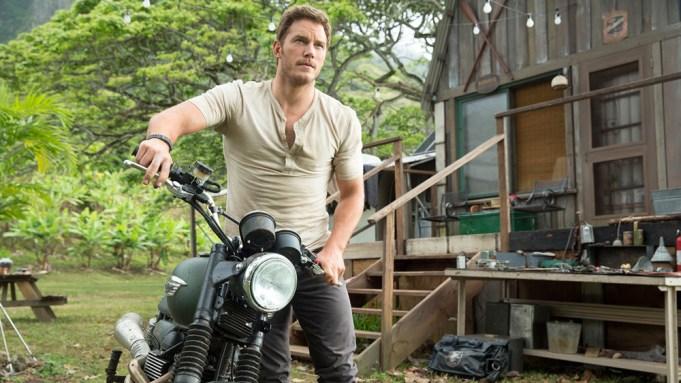 Jurassic Park Chris Pratt