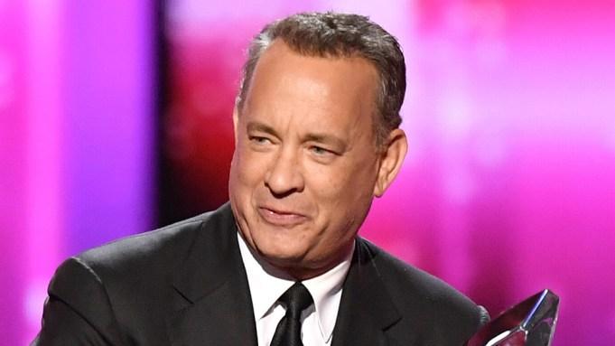 Tom Hanks People's Choice Awards