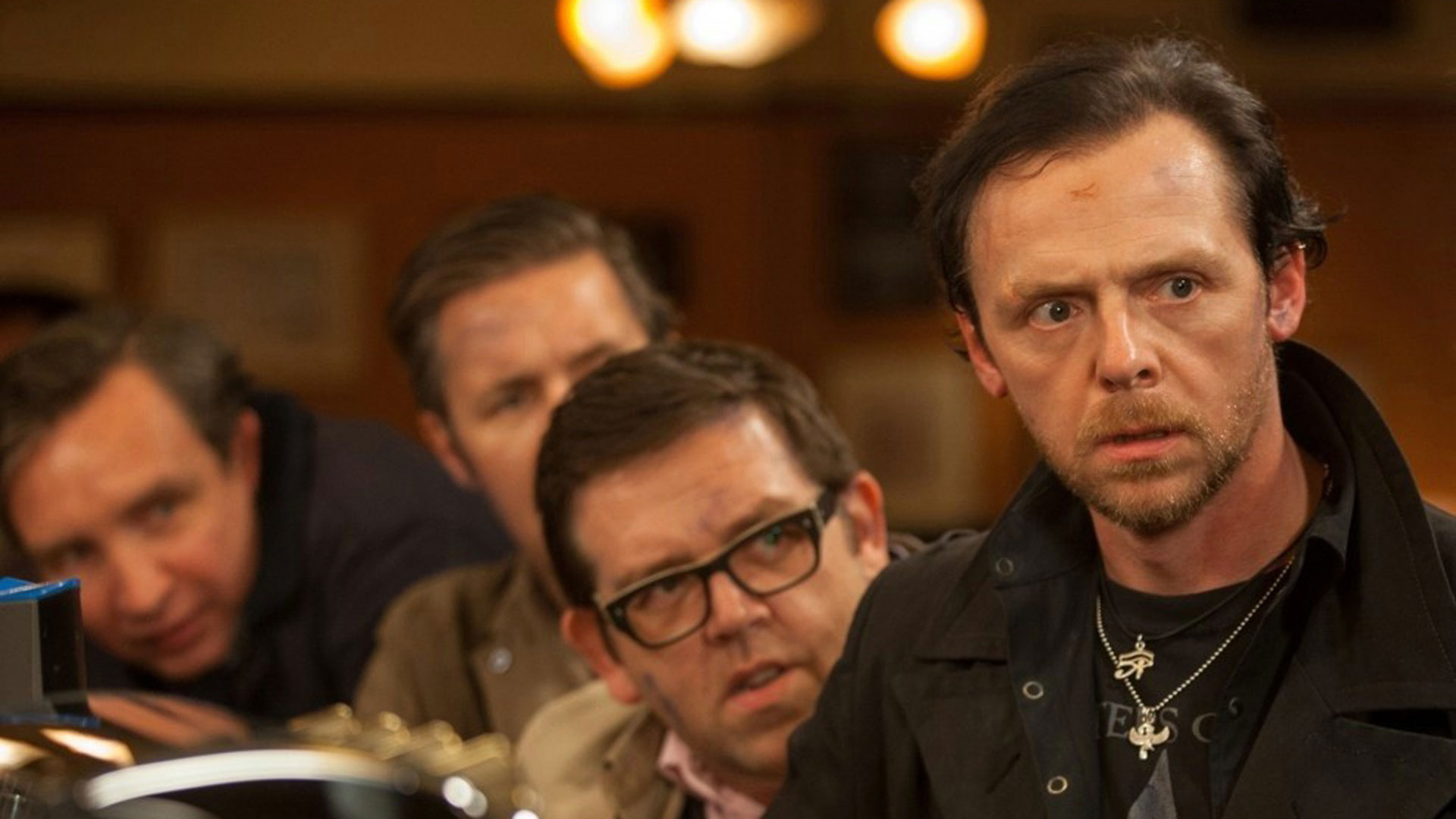The World's End' Review: Edgar Wright, Simon Pegg's jaunty pastiche -  Variety