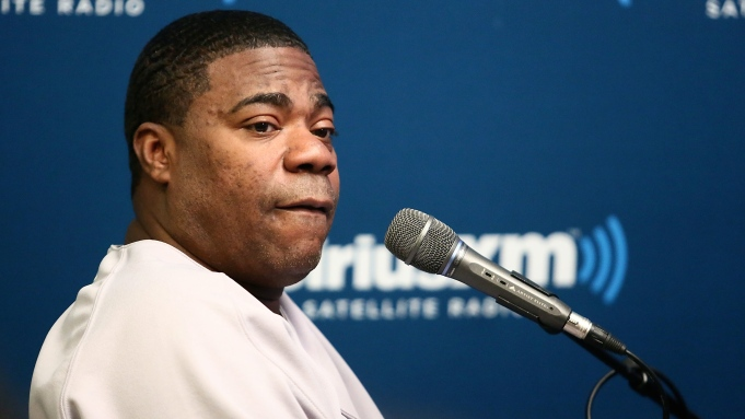 Tracy Morgan Upgraded Fair Condition