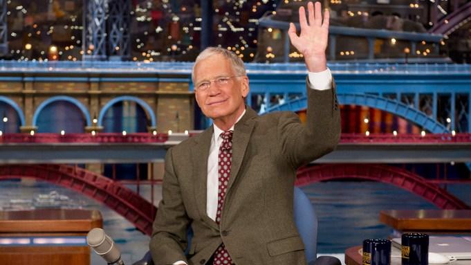 David Letterman Special