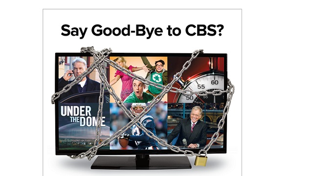CBS Comes Out Swinging Against Time