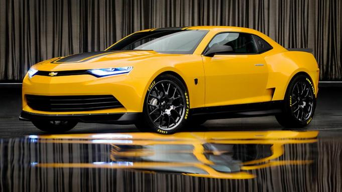 How Chevy's Camaro Changed with the