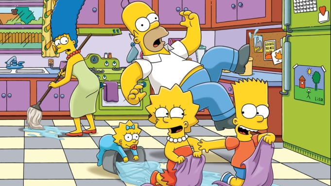 The Simpsons Homer Live