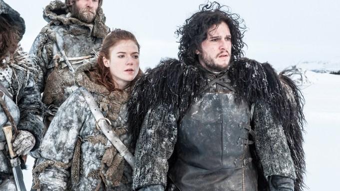 'Game of Thrones' Gets 'Walking Dead'