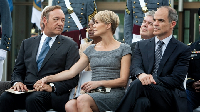 House of Cards Emmys