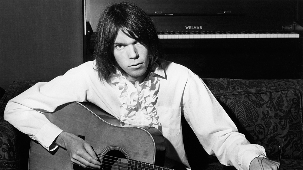 Neil Young's Studio Prowess Is More Than Meets the Ear - Variety