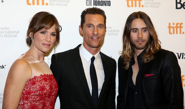 Jared Leto Matthew McConaughey Dallas Buyers