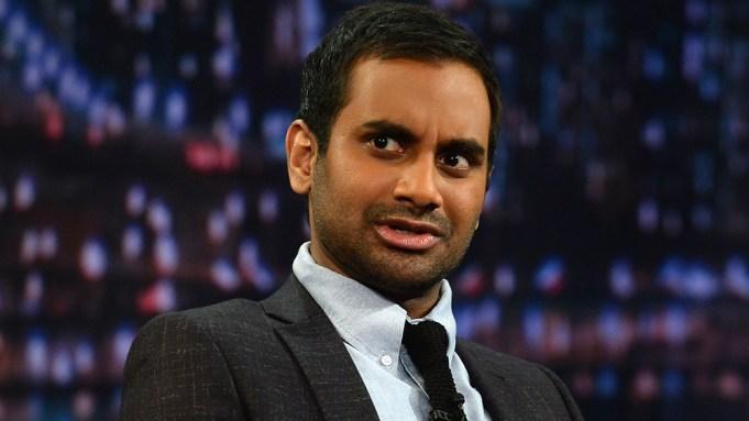 Aziz Ansari netflix