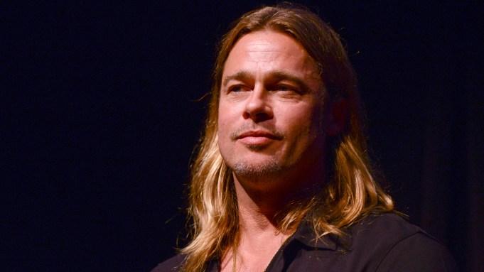 Brad Pitt Interview: Actor-Producer Talks '12