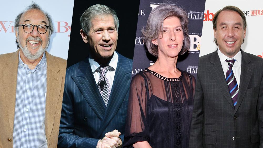 James L. Brooks, Jon Feltheimer, Lauren Zalaznick, Emilio Azcarraga Jean to Receive Brandon Tartikoff Awards