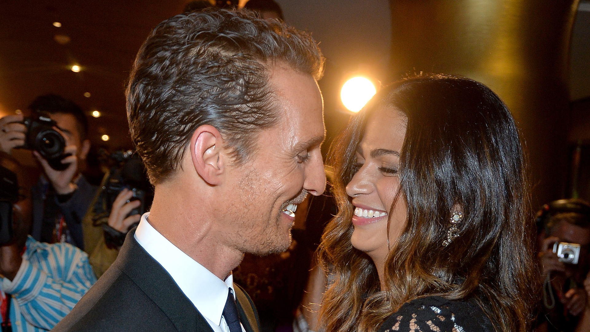 Matthew Mcconaughey Wife Wasn T Too Fond Of Weight Loss For Dallas Variety