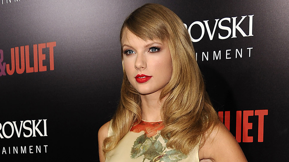 Taylor Swift Joins The Giver Variety