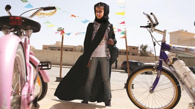 Oscars: Saudi Arabia Taps 'Wadjda' First