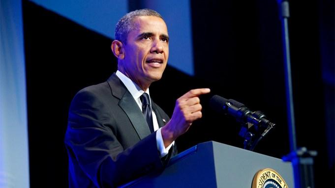 Barack Obama LA Fundraising