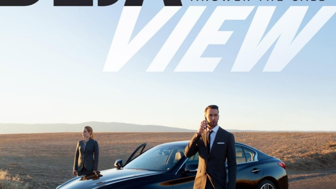 Infiniti releases choose-your-own-adventure film Deja View.