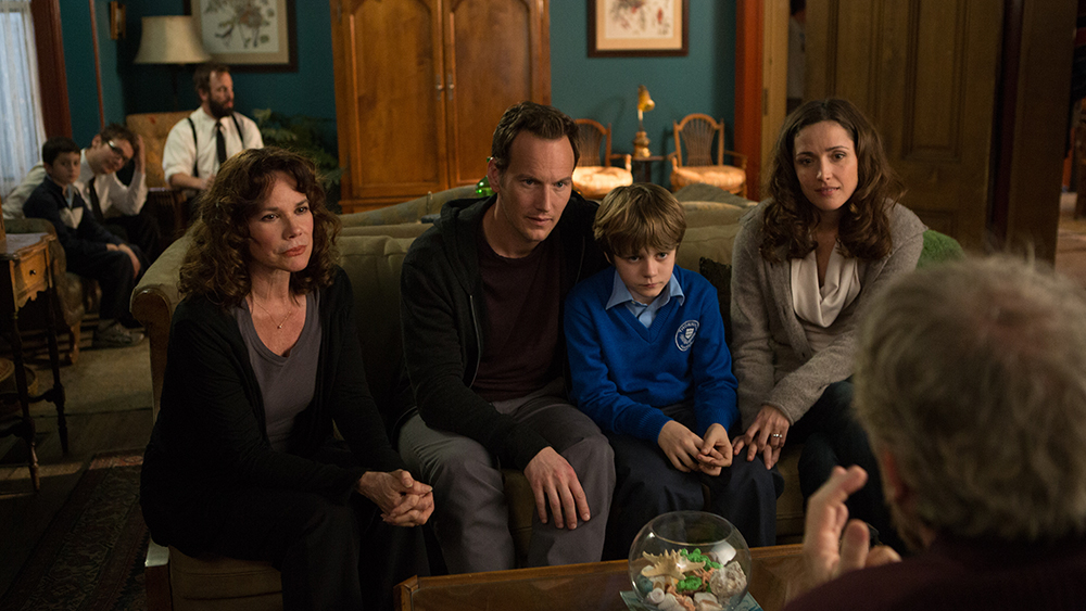 Insidious 4 Release Date Set Variety