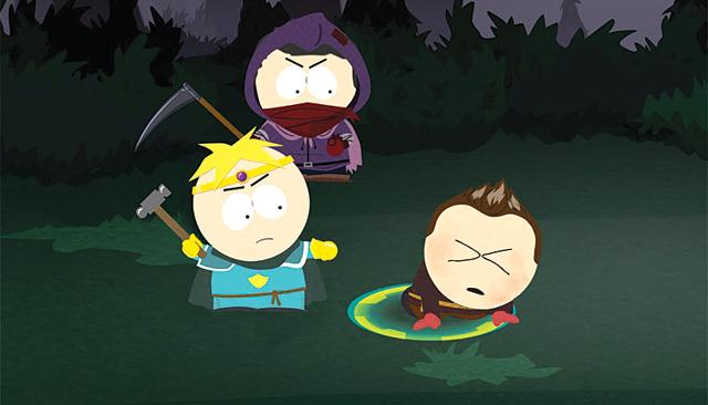 New 'South Park' Videogame: Matt Stone,