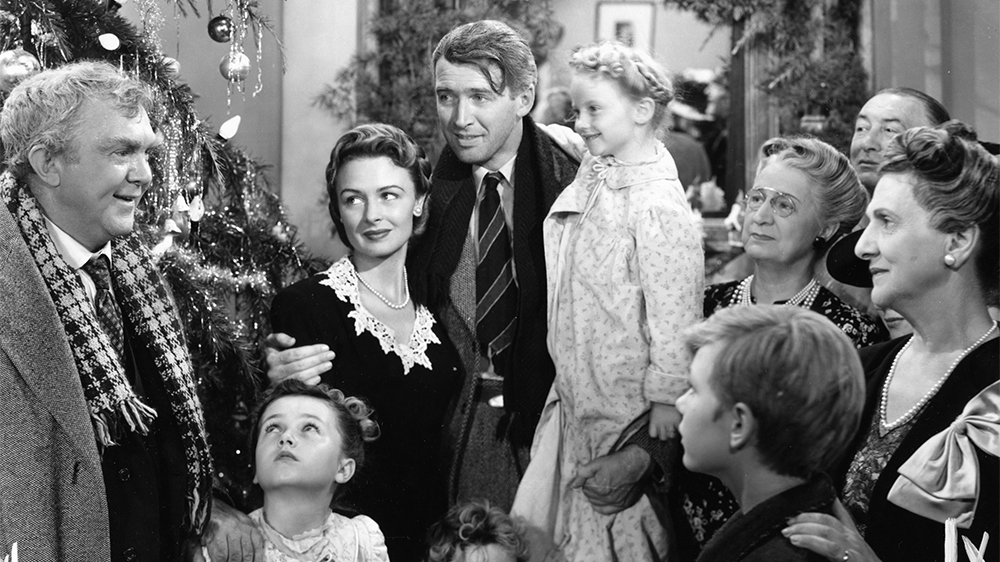 It's a Wonderful Life' Sequel in the Works: Jimmy Stewart Christmas Classic  Gets a Follow-Up - Variety