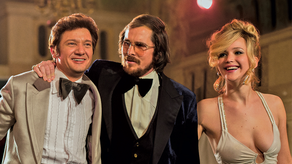 American Hustle' Rearview: Don't Be Conned by David O. Russell's Latest -  Variety