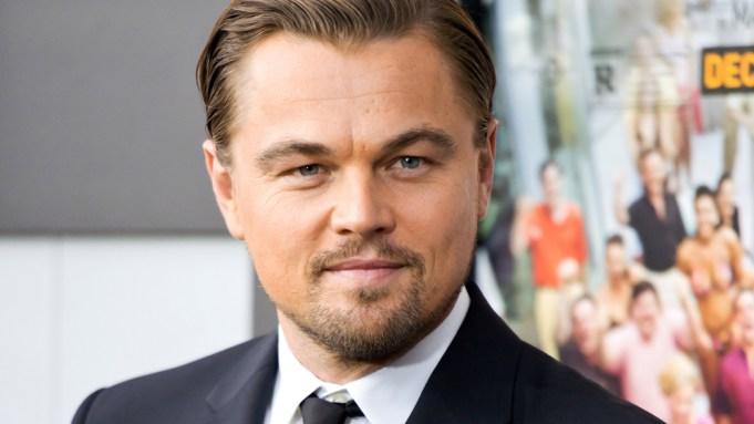 Leonardo DiCaprio The Wolf of Wall