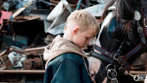 Clio Barnard's first narrative feature stars an unknown kid whose performance is light years beyond most of the big names getting touted for Oscars. And Barnard delivers a devastating examination of British poverty infused with the poetry of a master filmmaker/storyteller.