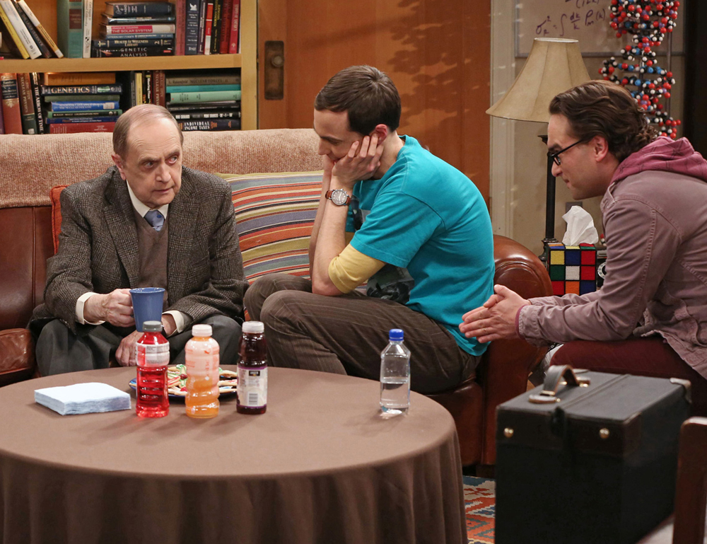 Bob Newhart To Guest Star On The Big Bang Theory Reprising Role As Arthur Jeffries Variety