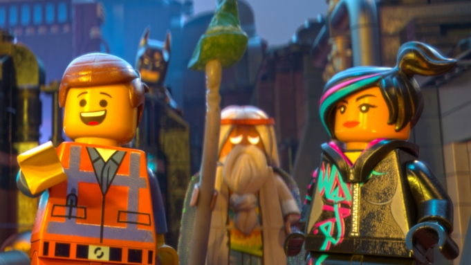 The Lego Movie' Review: The Tiny Toy Bricks Get the Bigscreen Movie They Deserve - Variety