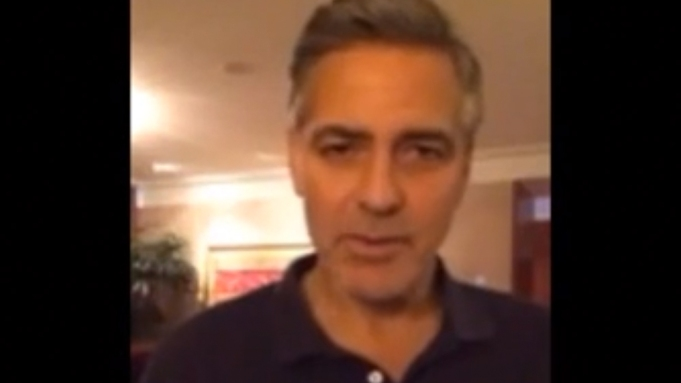 George Clooney Ukraine