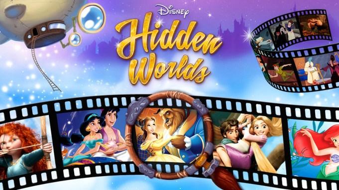Disney launches Hidden Worlds