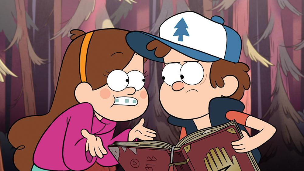 Gravity Falls Series Finale Preview — Alex Hirsch On