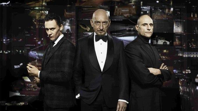 Tom Hiddleston stars in Jaguar's first